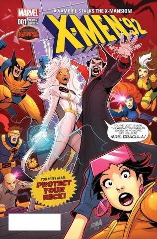 X-Men '92 #1 (Nakayama Cover)