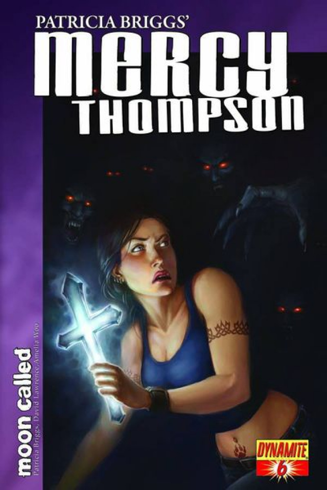 Patricia Briggs' Mercy Thompson: Moon Called #6