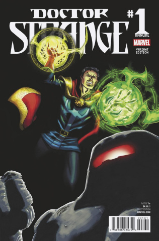 Doctor Strange Annual #1 (Lim Cover)