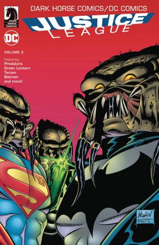 DC Comics / Dark Horse Comics: Justice League Vol. 2