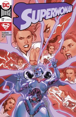Superwoman #17 (Variant Cover)