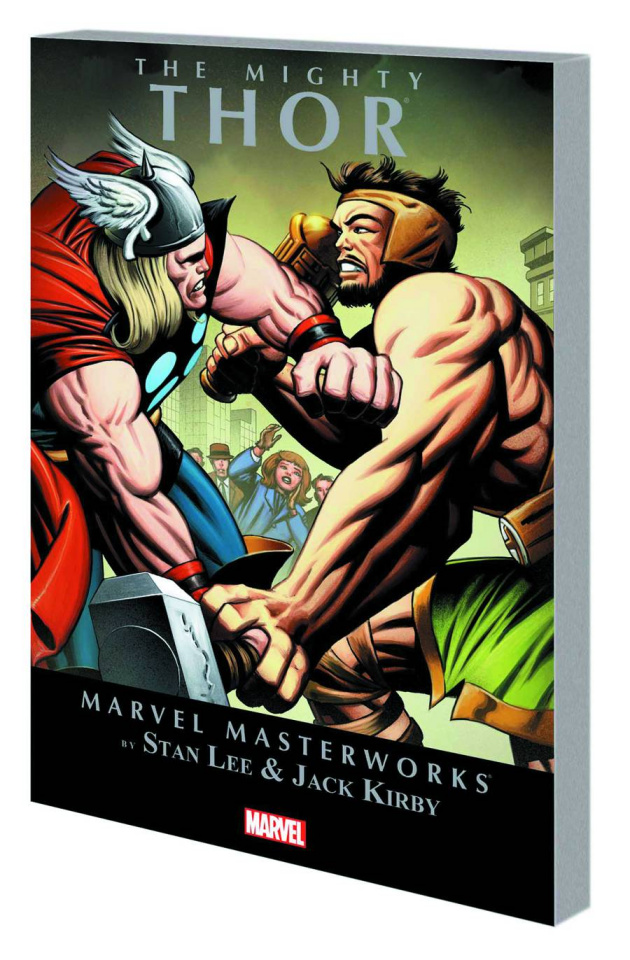 The Mighty Thor Vol. 4 (Marvel Masterworks)