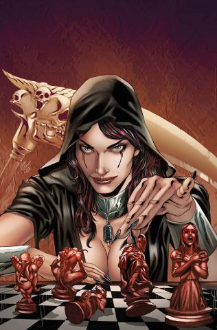 Tales of Terror Quarterly: Game Night #1 (Vitorino Cover)