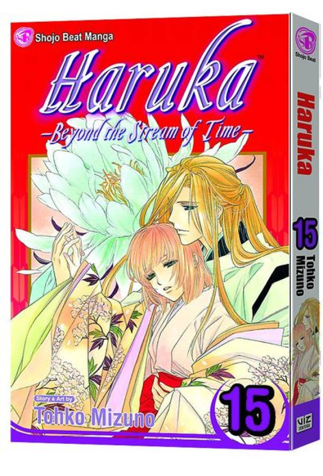 Haruka: Beyond the Stream of Time Vol. 15