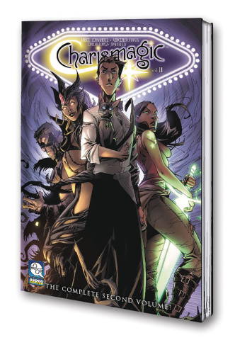 Charismagic Vol. 2: The Golden Realm