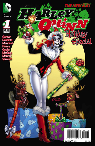 Harley Quinn Holiday Special #1