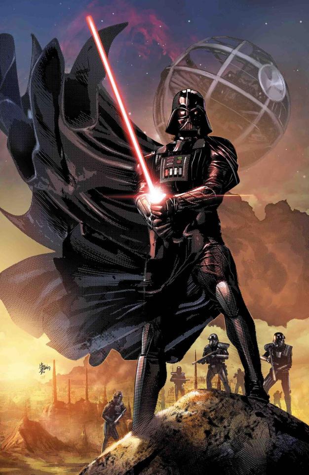 Star Wars: Darth Vader Annual #2
