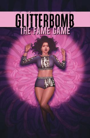Glitterbomb: The Fame Game #4 (Morissette-Phan Cover)