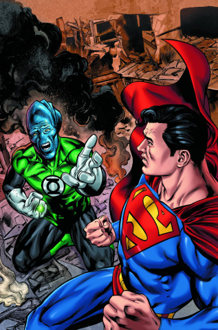 The Adventures of Superman #11