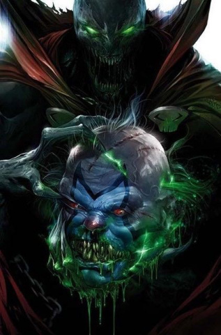 Spawn #295 (Mattina Virgin Cover)