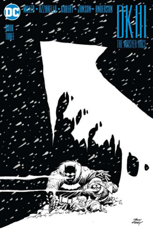 Dark Knight III: The Master Race #3 (3rd Printing)