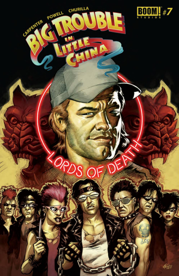 Big Trouble in Little China #7