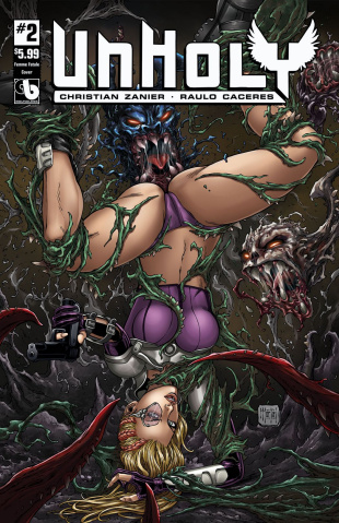 UnHoly #2 (Femme Fatales Cover)