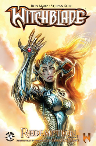 Witchblade: Redemption Vols. 1-4
