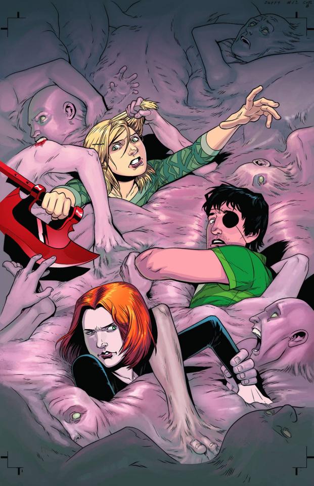 Buffy the Vampire Slayer, Season 10 #12 (Isaacs Cover)