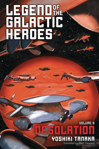 Legend of the Galactic Heroes Vol. 8