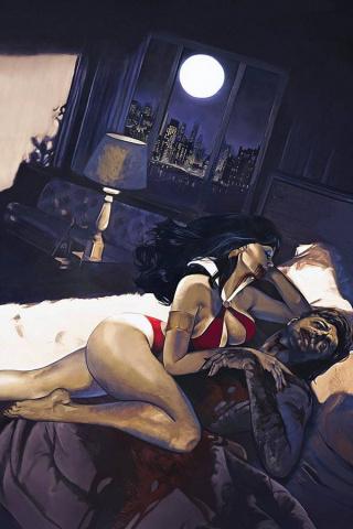 Vampirella #11 (Dalton Virgin Cover)