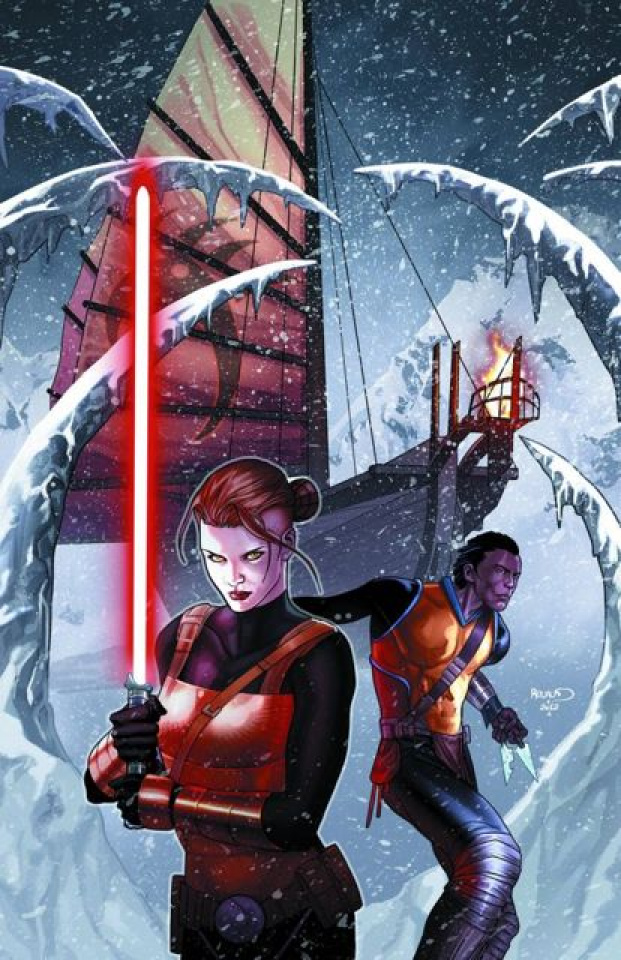 Star Wars: The Lost Tribe of the Sith #1