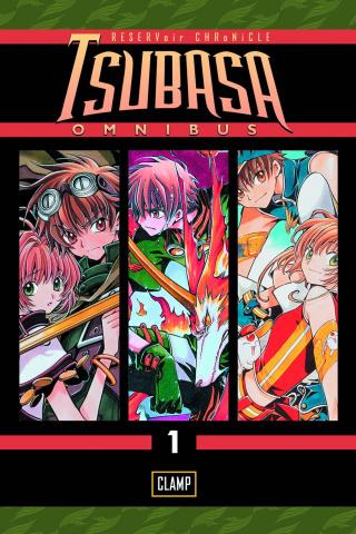 Tsubasa Omnibus Vol. 1