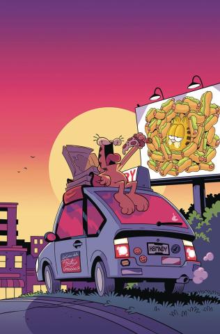 Garfield: Homecoming #3