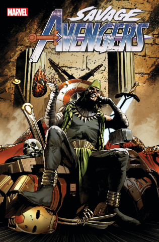 Savage Avengers #25