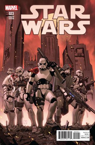 Star Wars #23 (Molina Cover)