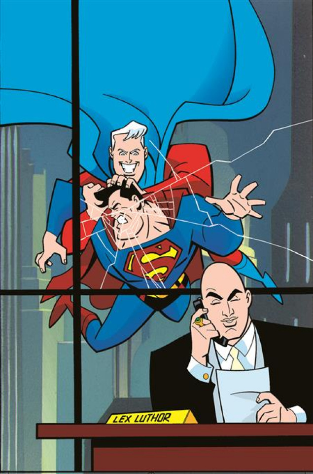 Superman Adventures: Lex Luthor, Man of Metropolis
