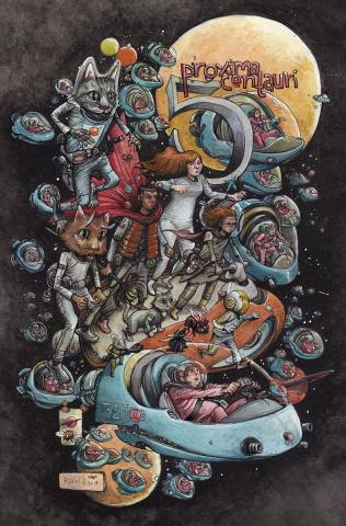 Proxima Centauri #5