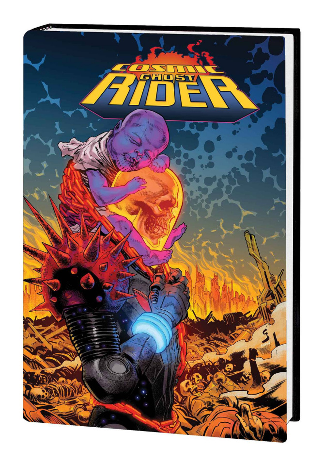 Cosmic Ghost Rider Vol. 1 (Omnibus Shaw Cover)