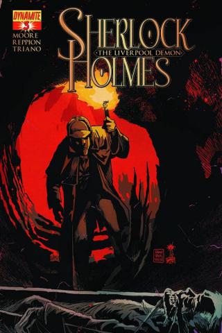 Sherlock Holmes: The Liverpool Demon #3