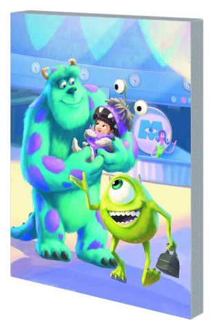 Monsters Inc. Digest