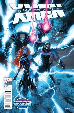 Uncanny X-Men #7 (AoA Cover)