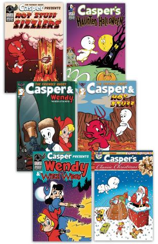 Casper One Shots Readers Set