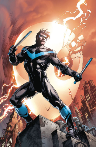Nightwing: Rebirth Book 1