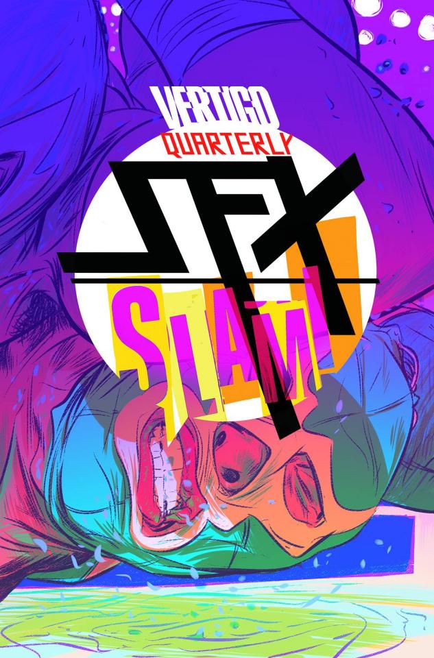 Vertigo Quarterly SFX #2