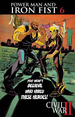 Power Man & Iron Fist #6