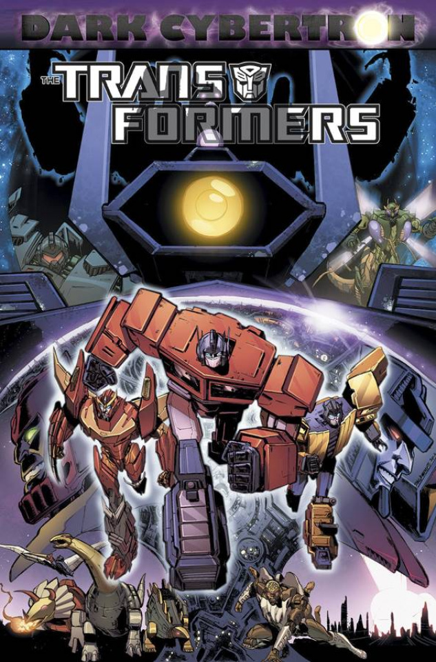 The Transformers: Dark Cybertron