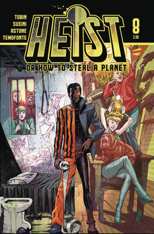 Heist, Or How to Steal a Planet #8