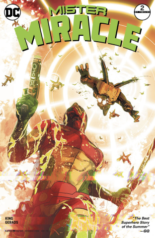 Mister Miracle #2 (Variant Cover)