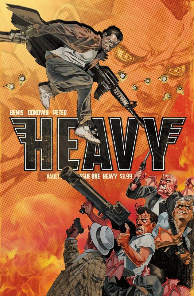 Heavy #1 (Daniel Cover)
