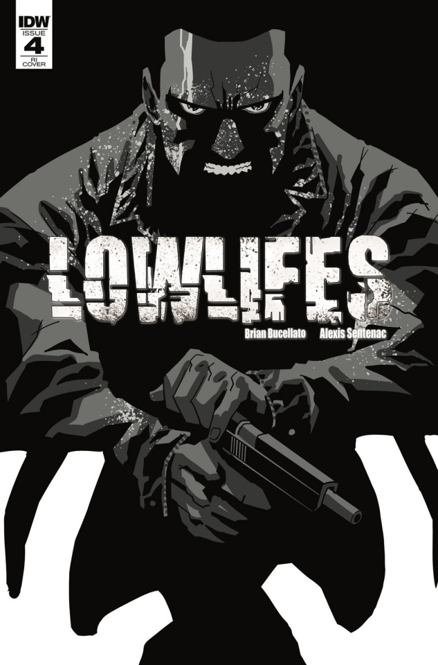 Lowlifes #4 (10 Copy Buccellato Cover)