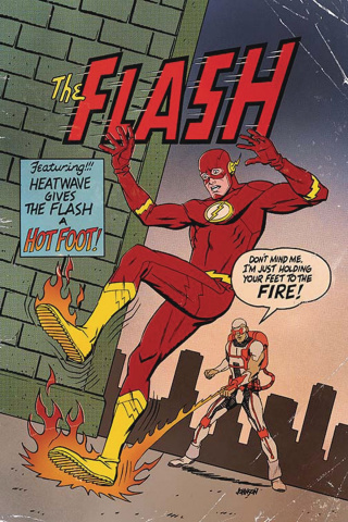 The Flash #16 (Variant Cover)