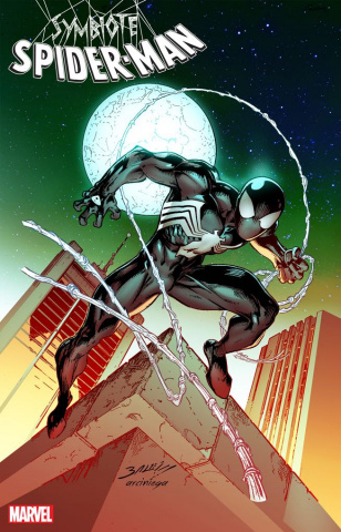 Symbiote Spider-Man: Alien Reality #2 (Bagley Cover)