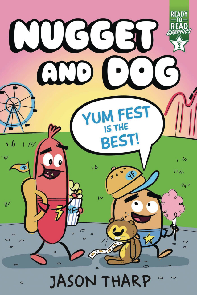 Nugget and Dog: Yum Fest Is the Best!