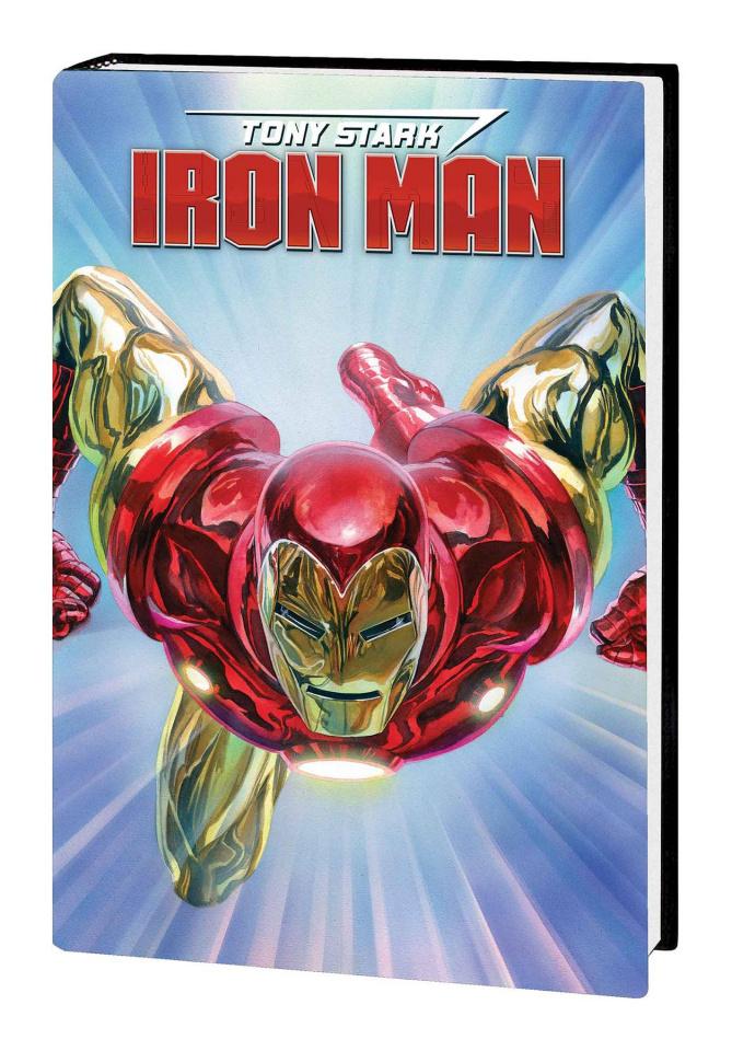 Tony Stark: Iron Man by Dan Slott (Omnibus)