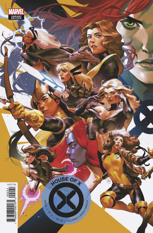 House of X #2 (Putri Connecting Cover)