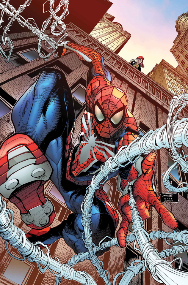 Spider-Man: City at War #1 (Sandoval Cover)