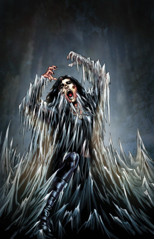 Grimm Fairy Tales: Dance of the Dead #2 (Diaz Cover)