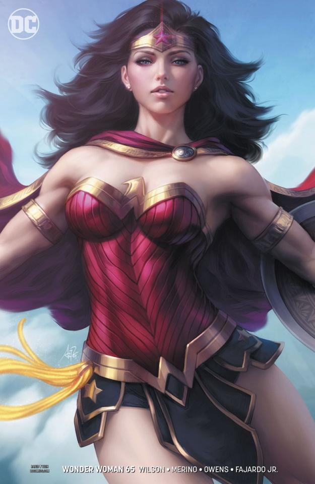 Wonder Woman #65 (Variant Cover)