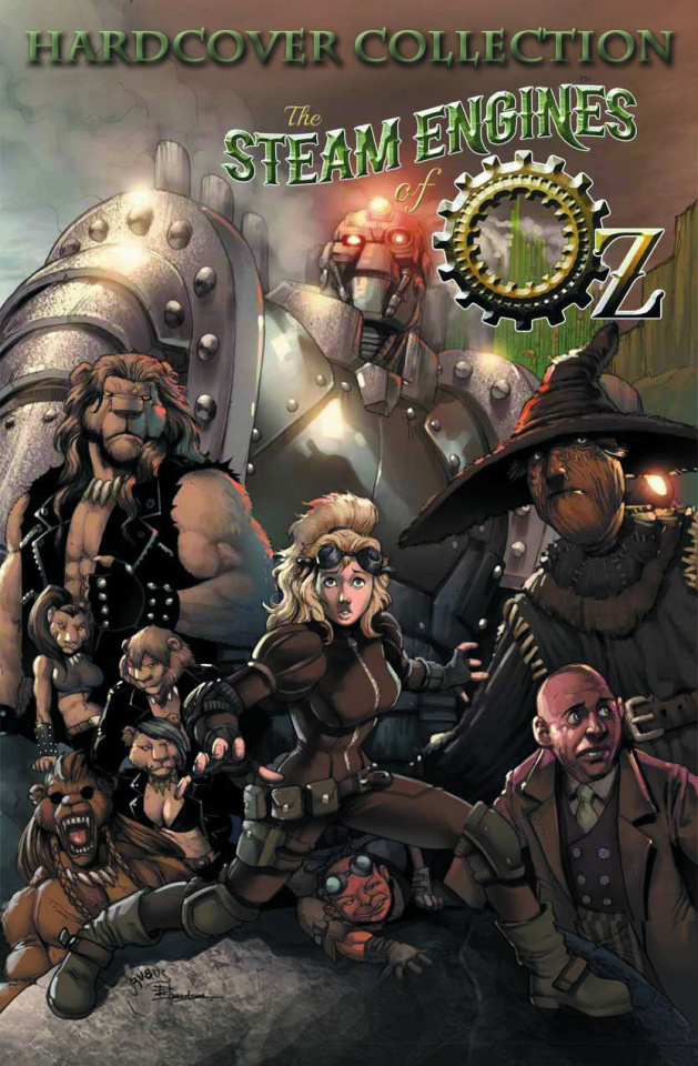 The Steam Engines of Oz Vol. 1